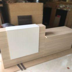 Quầy tính tiền gỗ công nghiệp GHF-7094