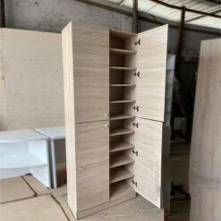 Tủ giày gỗ công nghiệp MDF chống ẩm GHF-7162