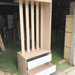 Vách ngăn phòng gỗ công nghiệp MDF chống ẩm GHF-7178